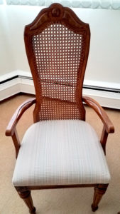 Example of chairs for sale