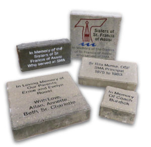 Memorial Pavers Images